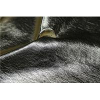 Wholesale Cloth Fabric Faux Leather Material 0.6mm Untearable In Mettalic Gold Color from china suppliers