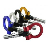 Wholesale 7.2'' Long  Aluminum t2 Racing Tow Hook For BMW / Car Towing Hook from china suppliers