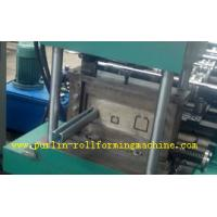 Buy cheap Metal Stud And Track Roll Forming Machine , Steel Plate Rolling Forming Machines from Wholesalers