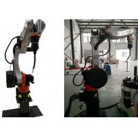China Armlength 1.4m Arc Welding Equipment Robot With The 7th Axis Linear Movement on sale