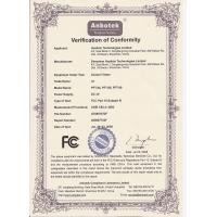 Hualixin Technologies Limited Certifications