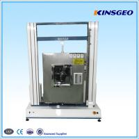 China Double Column Tensile Testing Machine with Panasonic Servo Motor for Testing Peel Strength on sale
