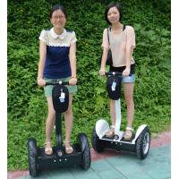 China Rechargeable Electric Scooter 19 Inch 2 Wheeled Segway With Poster Board on sale