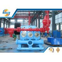 Buy cheap Oil Well Drilling Equipment Casting Triplex Drilling Mud Pumps API Standard from Wholesalers