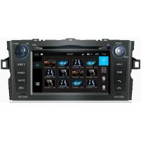 Ouchuangbo car audio 1024*600 android 7.1 for Toyota Auris 2008-2011  with bluetooth gps navi 1080P Video