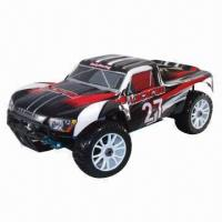 China RC Car/1/8th 4WD Gasoline Rally/Nitro Car with 18CXP Engine, Shock Tower, Extra Large Fuel Tank on sale