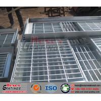 Quality HDG Metal Bar Grating for sale