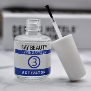 Wholesale Nail Dipping Powder Nail Art Decoration Acrylic Glitter Powder Natural Dry Without Lamp Nail Powder Dip 500 Colors from china suppliers