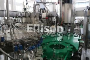 China Crown Cap 1000 BPH Beer Bottle Filling Machine on sale
