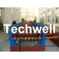 Wholesale 180KW Silo Steel Corrugated Panel Roll Forming Machine For Silo Side Panel TW-SILO from china suppliers