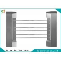 Wholesale RFID Full Automatic Supermarket Swing Gate High Security Barrier Turnstiles from china suppliers