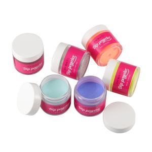 Wholesale Flexible Nail Gel Powder Products Maintenance Free Dip Nail Polish from china suppliers