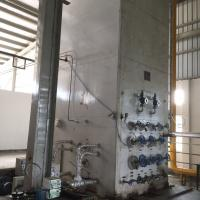 Buy cheap 315m3/h 99.6% O2 / N2 Cryogenic  Liquid Oxygen Plant Air Separation plant from wholesalers