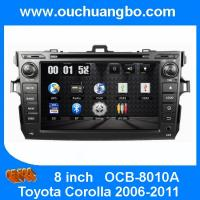 Wholesale Ouchuangbo Car Radio Stereo Navi Multimedia Kit for Toyota Corolla 2006-2011 GPS USB DVD Player OCB-8010A from china suppliers