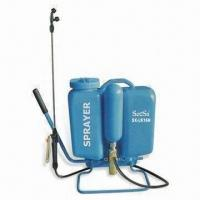 Wholesale 16L Knapsack Sprayer with Telescopic Lance and Regulated Nozzles from china suppliers