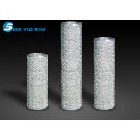 Wholesale Galvanized/ pvc coated hexagonal wire mesh / chiken wire netting for poultry( China Supplier) from china suppliers
