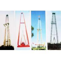 Wholesale Vertical Shaft Core Drilling Rig Mast / Straight And Slanting Drill Tower from china suppliers