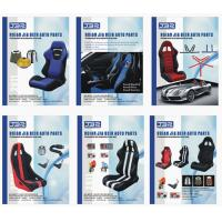 Quality Lightweight Sport Racing Seats Easy Installation , fully reclinable bucket seats for sale