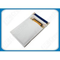 Wholesale 215 x 280mm Self-seal Kraft Bubble Mailer Envelopes, Standard Post Office Mailing Envelopes from china suppliers