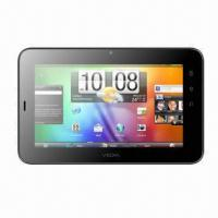 Wholesale 7-inch 3G Tablet PCs with Allwinner A10 solution, 800 x 480P TFT Screen, Support Bluetooth from china suppliers
