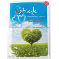 Quality Personalized Musical greeting card with sound , sound greeting card for sale
