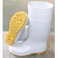 China Safety PVC Boots CE S5 Safety Boots with Steel Toe Cap and Midplate on sale
