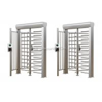 Quality Durable Full Height Turnstiles Access Passge System Security Rotary Turnstile Gate for sale