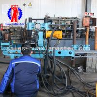 Wholesale Huaxiamaster sale KY-6075 steel strand wire exploration drilling rig for metal mine Full hydraulic tunnel core drilling from china suppliers