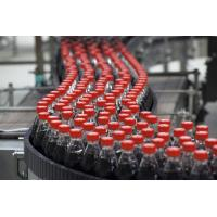 Buy cheap DCGF Series Drinks Filling Line , Carbonated Beverage Filling Machine For PET from wholesalers