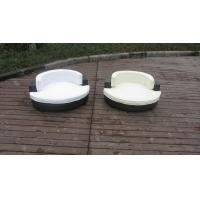 Wholesale Washable Plastic Wicker Pet Bed , Lovely Rattan Dog Sleeping Bed from china suppliers