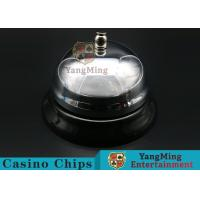 Wholesale Casino DedicatedStainless SteelCallBell For Casino Poker Table Games from china suppliers