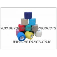 Wholesale Latex free Bandage For Joint Protection And Splint Fixation , Colored Self Adhesive Wrap from china suppliers