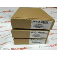 Wholesale Bently Nevada 3500 System / Bently Nevada 3300 55 Dual Velocity Monitoring from china suppliers