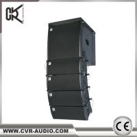 Wholesale indoor party , outdoor show , mini 8 inch line array with 15 inch subwoofer speaker from china suppliers