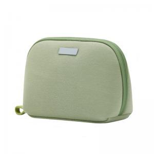 China Zipper Portable Waterproof Small Gift Neoprene Cosmetic Bag on sale