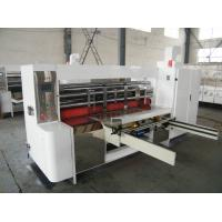 Wholesale Corrugated Carton Die Cutting Machine Fully Automatic Hydraulic Combination Control from china suppliers