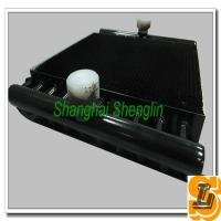 Buy cheap Air cooled condenser Aluminum Tube Heat Exchanger With Epoxy Coating from wholesalers