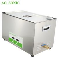 Wholesale 30L Medical Ultrasonic Cleaner For Operating Instrument Cleaning And Disinfecting from china suppliers