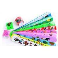 Wholesale silicone papa bracelet ,custom silicone slap wristbands from china suppliers