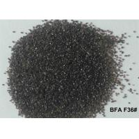 Wholesale Brown Aluminum Oxide Blasting Media Non Ferrous Contamination BFA F12# - F220# For Sandblasting from china suppliers