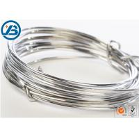 99.9% Pure Magnesium Welding Wire AZ31B / AZ91D / AZ61 Diameter 0.5-5.0 Mm