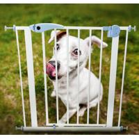 Buy cheap Dog Fences child safety door guard pet dog large dogs isolated security gate from wholesalers
