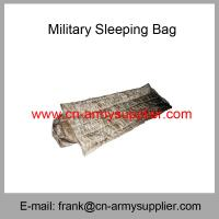 Wholesale Wholesale Cheap China Digital Desert Camouflage Army Sleeping Bag from china suppliers