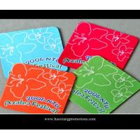 Wholesale new design wholesale coaster popular in Europe colorful slate coaster from china suppliers