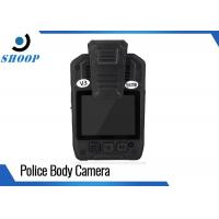 "Quality 2.0"" LCD Small Police Officers Wearing Body Cameras 1296P Motion Detection for sale"