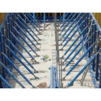 High security Waterproof Simple Single-side Bracket Concrete Wall Formwork for sale