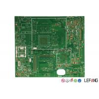 Quality RoHS OEM Green Solder Double Sided PCB Printed Circuit Board with BGA SMT for sale