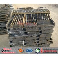 Quality Step Tread Grating/Stair Tread Grating for sale