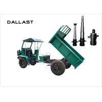 Wholesale Agricultural Tractor Welded Hydraulic Cylinders Double Acting Custom Color from china suppliers