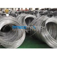 Wholesale ASTM A269 Stainless Steel Coil Tubing , Super Long Cold Drawn Seamless Tube from china suppliers